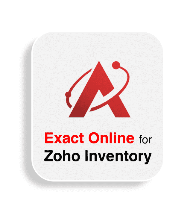 exact online for zoho inventory
